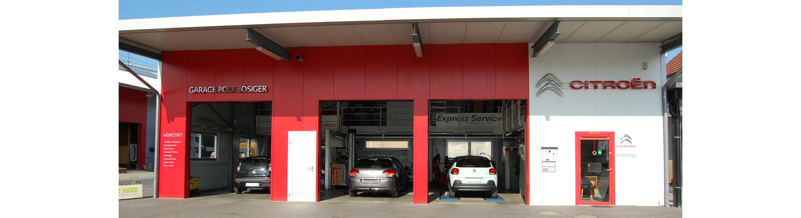 Garage aussen 3